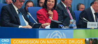 U.N. Commission on Narcotic Drugs (CND)  May 19 Doc Says They'll Vote Again On December
