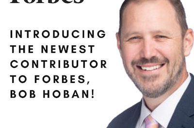 Leading Cannabis Lawyer Bob Hoban Will Now Become Permanent Contributer To Forbes Magazine