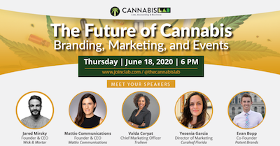 The Future of Canna Branding, Marketing and Events