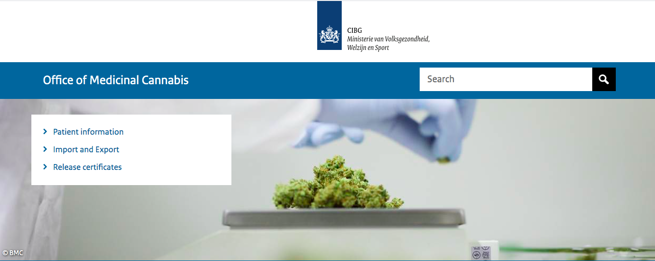 Netherlands Shipping Less Medical Cannabis To Germany | Cannabis Law Report