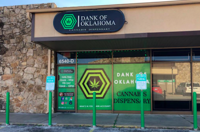 Dank of Oklahoma drops name after trademark infringement lawsuit from Bank of Oklahoma