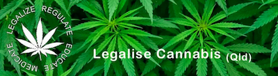 "Press Release: Intention To Register ""The Legalise Cannabis Queensland Party"""
