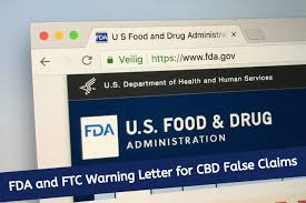 FDA continues prowl for COVID-19 product claims with warning letter to 8th CBD company