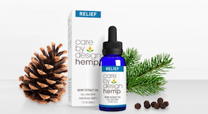 CannaCraft's Care By Design Launches National Hemp Line