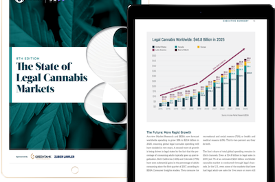 """Report: Arcview 8th Edition of """"The State of Cannabis Markets"""""""