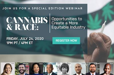 Cannabis & Race: Opportunities to Create a More Equitable Industry.