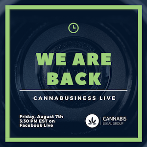 Cannabis Legal Group – Cannabusiness Live