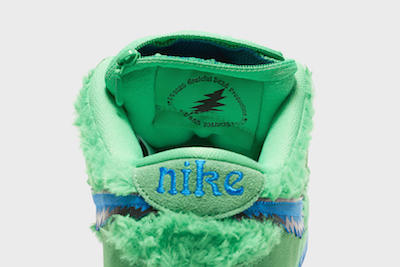 """Shakedown Street: Nike Go """"Weed"""" With Grateful Dead Cannabis Sneakers"""