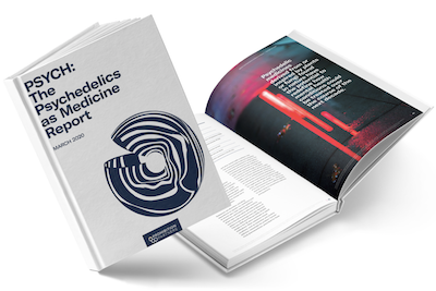 """Prohibition Partners (UK). Download Report """"The Psychedelics as Medicine Report"""""""