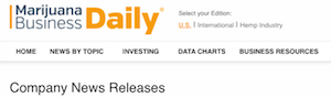 """MJ Biz  Make Up Revenue By Launching """"paid news release section"""""""