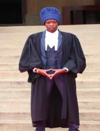 """Kenya: Rastafarian Lawyer Appointed To The Bar """"Legalize it, """"he says as he goes ahead to prophesy a day when nobody will be arrested for being in possession or for consuming cannabis Sativa."""""""