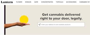 Press Release: Cannabis Delivery Service, Lantern, Launches In Michigan