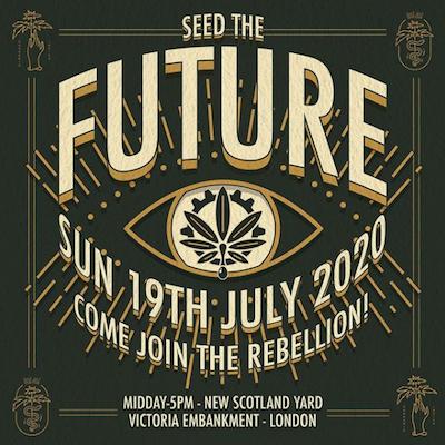 "UK Hemp ""Seed the Future"" Organises Demonstrations Across The UK For Sunday 19 July"