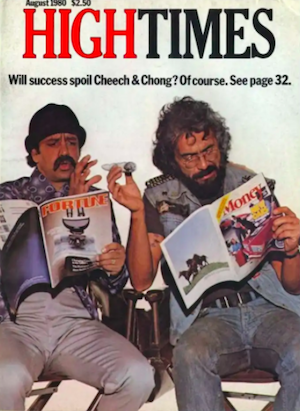 """High Times Cuts Off It's Own Head  """"Suspends"""" Publication Of Magazine"""