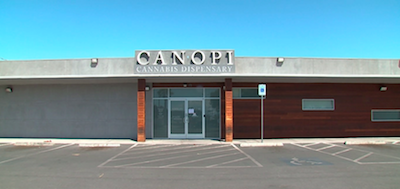 Nevada: Canopi Cannabis Dispensaries Have Six Licenses Revoked + Huge Fine
