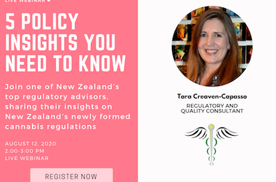 5 NZ policy insights you need to know with Tara Creaven-Capasso.