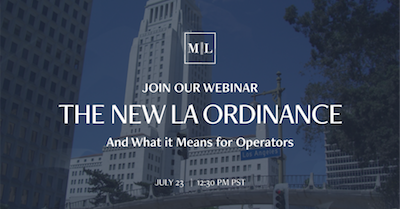 The New LA Ordinance