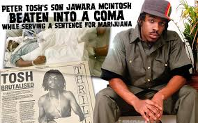 Peter Tosh's Eldest Son Dies After Never Recovering From Beating In US Jail