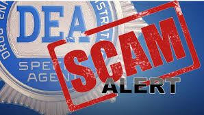 DEA Warns Of Scammers Impersonating DEA Employees