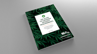 New Title: SIA Guide to Cannabis Security Requirements