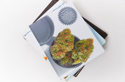 "Sony Joseph Books Launches Kickstarter Campaign Offering ""Cannabis or Else"" Cannabis Encyclopedia"
