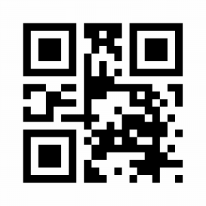 Sample QR Code Linked to Lab Test Results