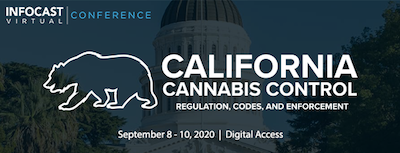 Infocast's California Cannabis Control Virtual Conference