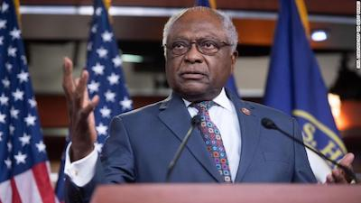 "Federal Cannabis Legislation Back On The Table? – Majority Whip James Clyburn (D-SC) said in an email blast to members that the chamber is ""expected"" to take up the Marijuana Opportunity"