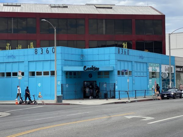 Cookies Dispensary On Melrose Attracting The Ire Of Local Residents