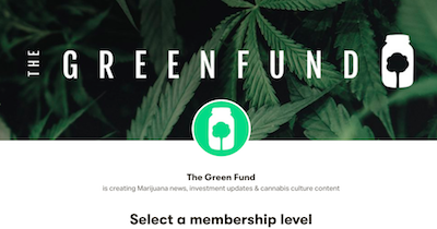 Australia's Green Fund Goes To Patreon To Raise Funds For Aus Cannabis Media Coverage