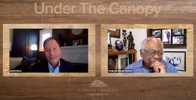 Video: Under The Canopy: Jim Clyburn