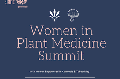The Women in Plant Medicine Virtual Summit  – September 30th