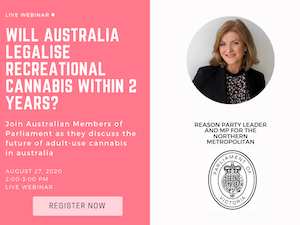 Will Australia legalise recreational cannabis within 2 years?