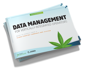 FREE DOWNLOAD: Data Management for Vertically-Integrated Cannabis Operator