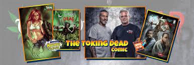'The Walking Dead' wins legal battle against parody comic 'Toking Dead' !