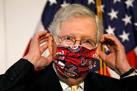 Masked Avenger Mitch Pushes Hemp Masks