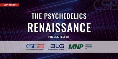 Webinars: The Psychedelics Renaissance