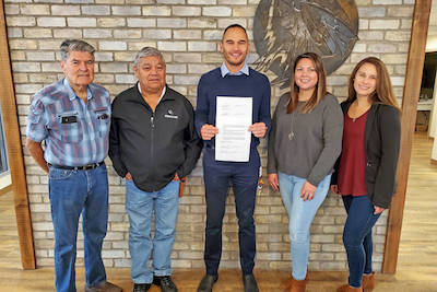 Canada: Williams Lake First Nation inks historic cannabis deal with B.C. government
