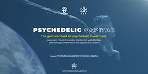CFN Presents:  Psychedelic Capital  Thursday September 3rd