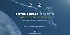 CFN Presents:  Psychedelic Capital  Thursday September3rd