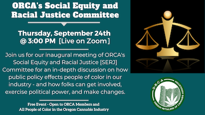 ORCA Social Equity and Racial Justice [SERJ] Committee Meeting