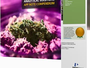 New Publication: Compendium – PerkinElmer Cannabis & Hemp Analytical Solutions