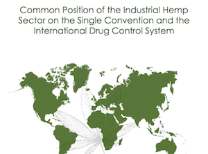 Eleven hemp groups lay out argument for crop's exemption from U.N. narcotics conventions