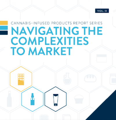 New Report: Cannabis-Infused Products: Navigating the Complexities to Market