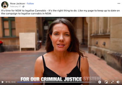 Australia – NSW: State Labor MP Pushes For Cannabis Deciminalization