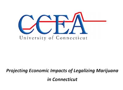 University of Connecticut Report: Projecting Economic Impacts of Legalizing Marijuana In Connecticut