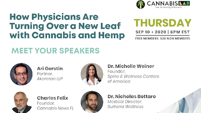 How Physicians Are Turning Over a New Leaf with Cannabis and Hemp