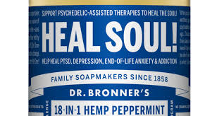 Dr. Bronner's launches Heal Soul campaign in support of psychedelic-assisted therapy and medicine