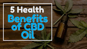 5 Health Benefits From CBD Oil