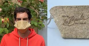 French firm develops bio compostable hemp face masks & sells 1.5 million so far